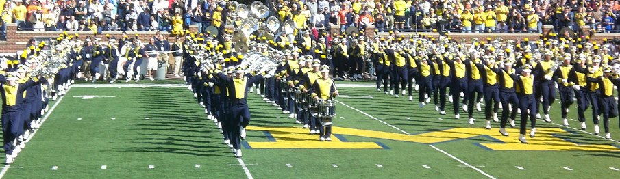 MichiganMarchingBandEntree